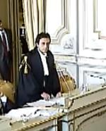 Alessandro Biamonte discute innanzi alla Corte Costituzionale
