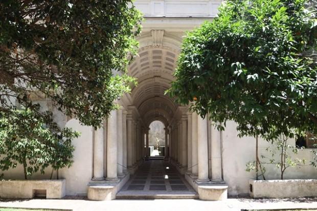 Palazzo-del-Cardinal-Spada-cortile