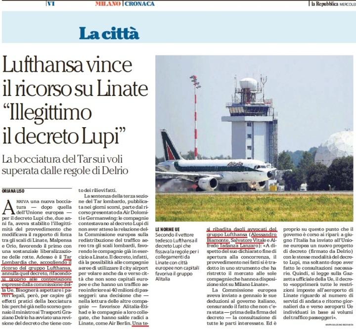Repubblica Milano 20-7-2016 pag 6 evidenziata