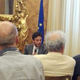 Alessandro Biamonte alla Camera dei Deputati